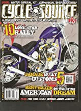 Cycle Source Magazine (10 Lone Star Rally, March 2011)