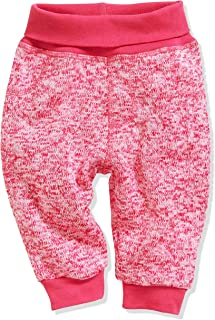 Schnizler Spodnie dresowe uniseks niemowlęta Pumphose Strickfleece mit Strickbund