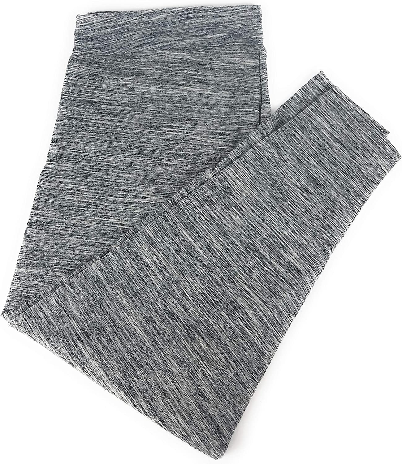 Time and True Gray Space Dye Pattern Legging