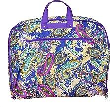حقيبة ثياب معلقة مقاس 101.6 سم من World Traveler - أزرق متعددة الألوان