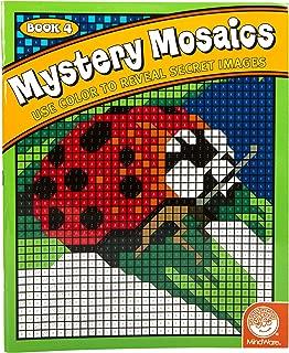 Mystery Mosaics Book 4