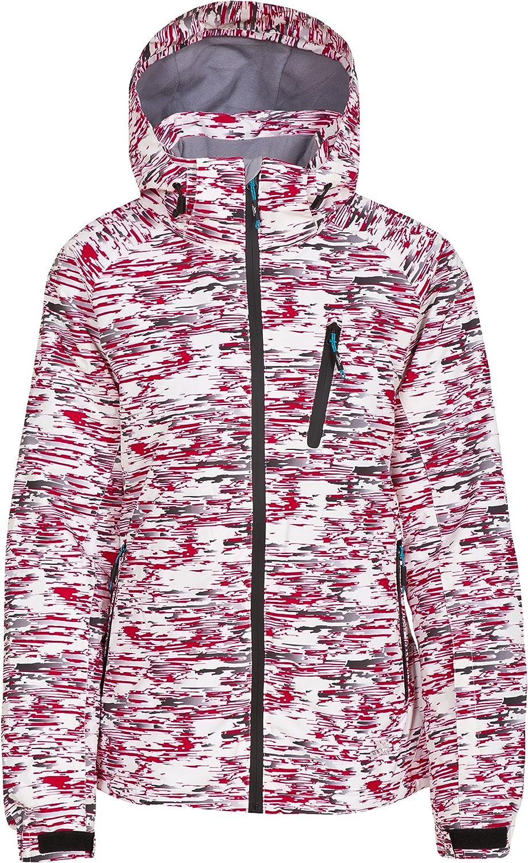 Trespass Curvy Snowboard Coldheat Womens Ski Jacket Padded Waterproof Coat