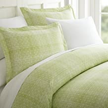 ienjoy Home Duvet Cover Set Polkadot Patterned QueenMoss