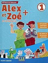 Alex et Zoe +: Livre de l'eleve 1 + CD