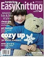 Family Circle Easy Knitting - Plus Crochet - Winter 2003/04