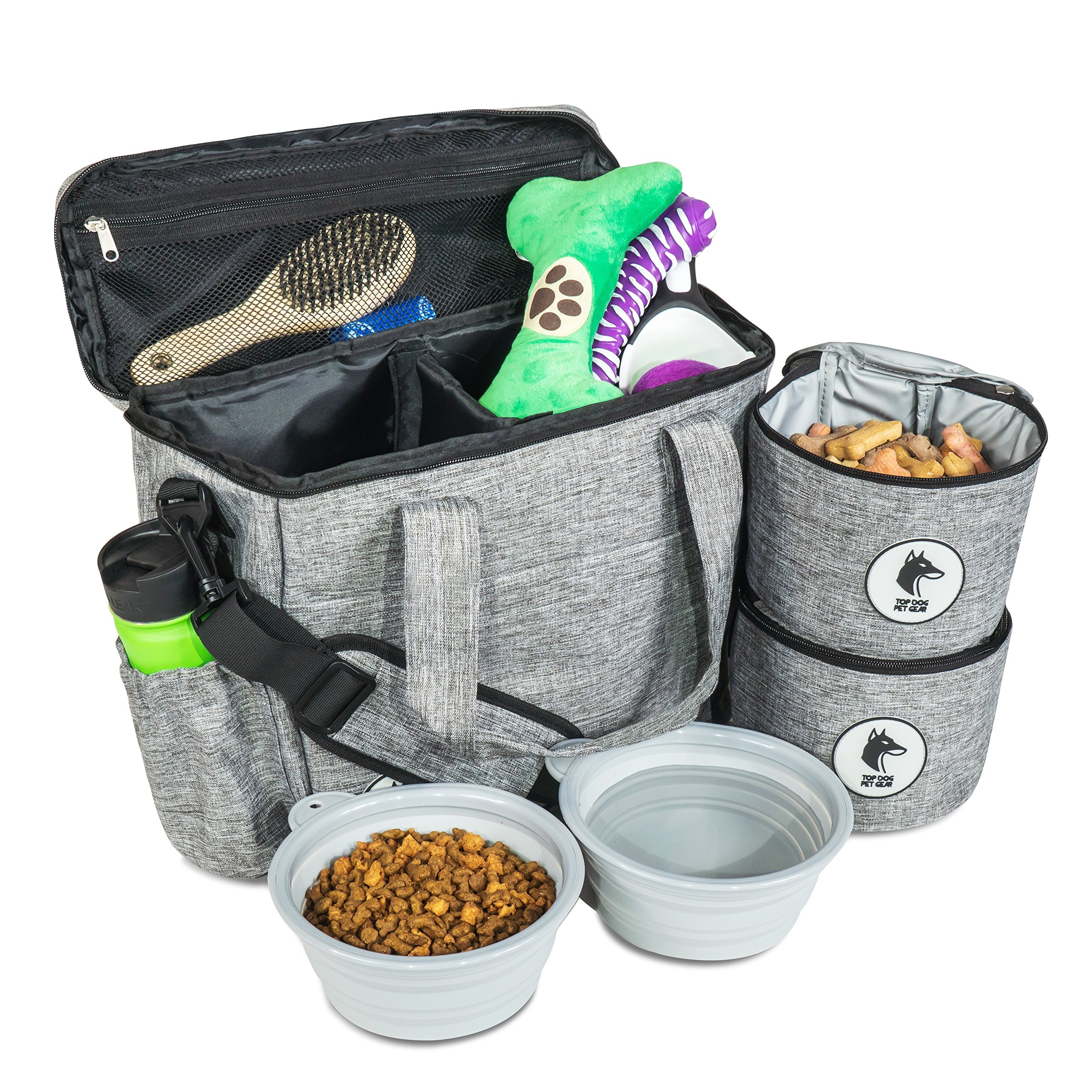 Top Dog Travel Bag Accessories