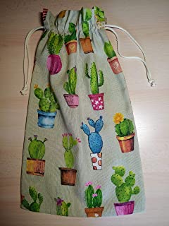 Bolsa tradicional cactus