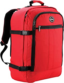 Metz Backpack for Men and Women Flight Approved Carry On Luggage Bag Massive 44 Litre Travel Hand Luggage 22x14x9 - Perfectly Sized for Southwest Airlines and More!