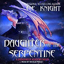 Daughter of the Serpentine: Dragoneer Academy Series, Book 2