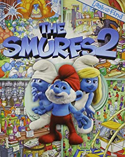 The Smurfs 2 Look And Find
