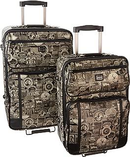 Sydney Love New Travel Print 2 Piece Luggage Set