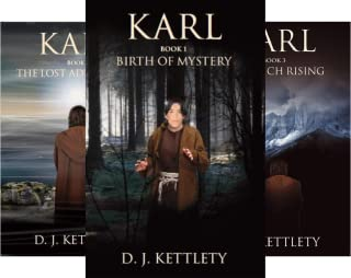 The Karl Axilion Trilogy (3 Book Series)