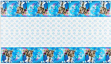 American Greetings Frozen Magic Plastic Table Cover, 54
