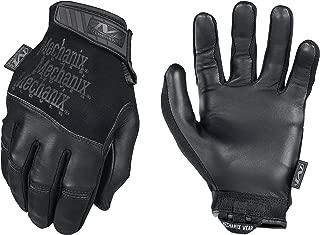 Mechanix Recon Black Gloves, Medium