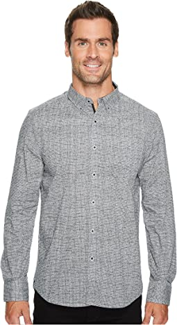 Kenneth Cole Sportswear - Texture Print Shirt