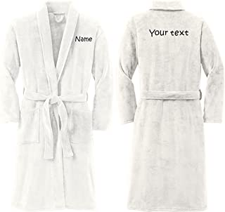 robe with name on back