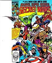 Marvel Super Heroes #1 Secret Wars