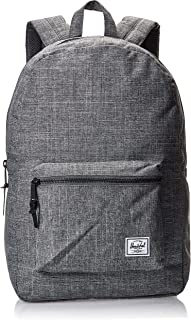 Herschel Unisex-Adult Backpacks, Raven Crosshatch - 10005
