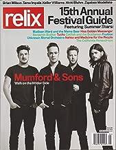 Relix Magazine June 2015 Mumford & Sons