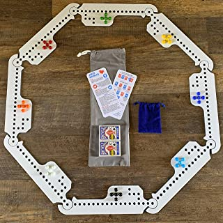 Jokers and Marbles: Travel Edition (8 Player Version)