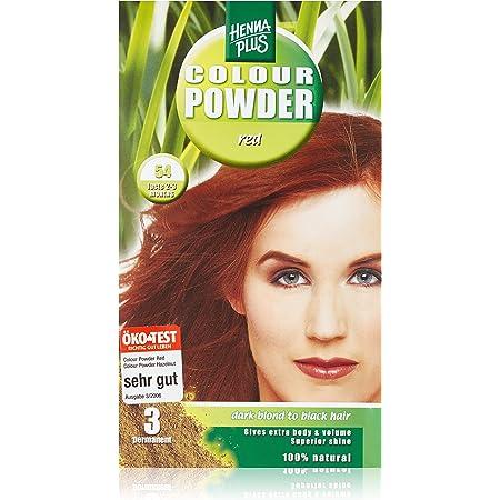 Henna Plus Colour Powder: Amazon.es: Belleza