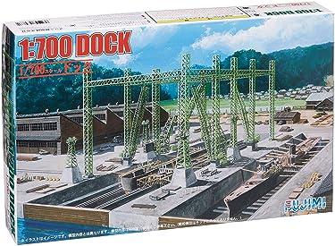 1/700 The Dock (Plastic model) by Fujimi