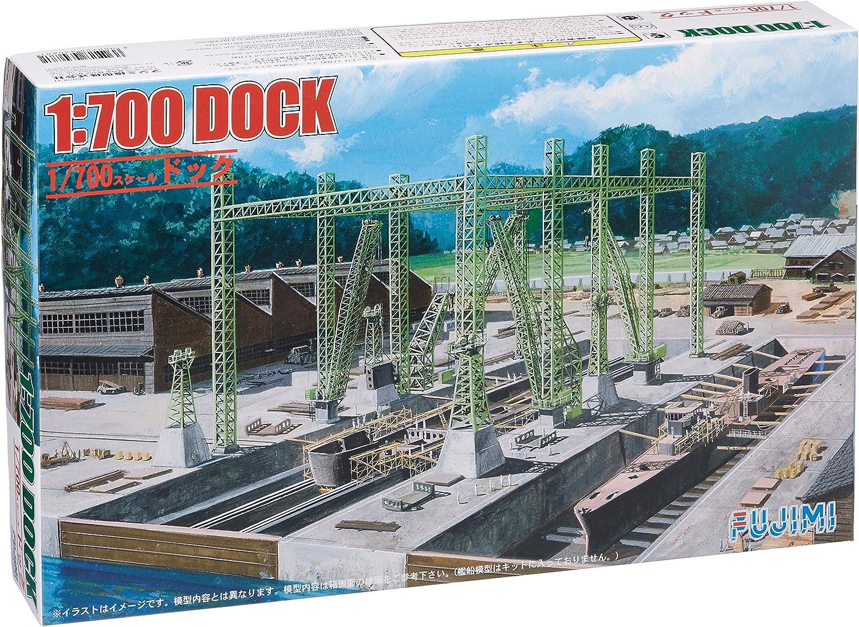 1 700 The Dock Fujimi New Sales popularity Plastic by model
