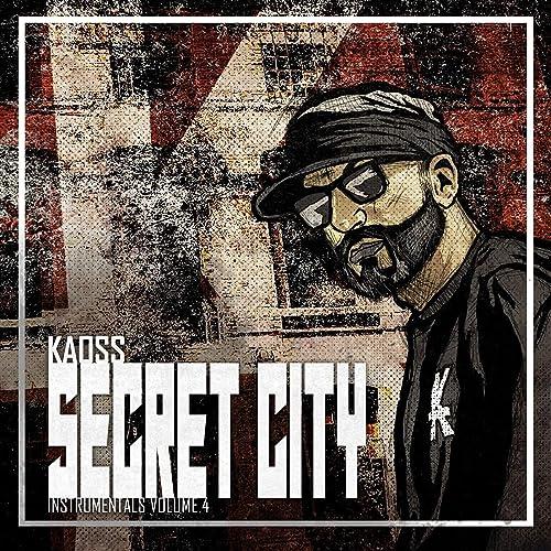 Secret City Instrumentals, Vol. 4