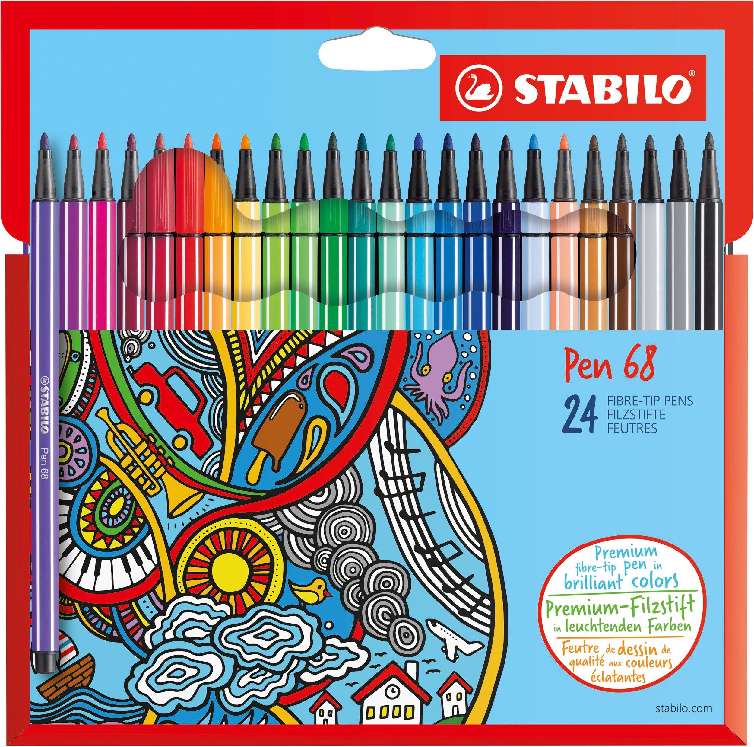Premium Felt Tip Pen Assorted