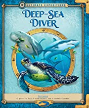 Ultimate Expeditions Deep-Sea Diver: Includes 63 pieces to build 8 ocean animals, and a removable diorama!