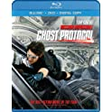 Mission: Impossible - Ghost Protocol (Two-Disc Blu-ray/DVD Combo)