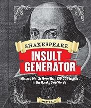 shakespeare generator
