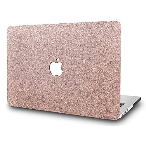 new styles df62d 407d4 Rose Gold Cover Case for MacBook Pro: Amazon.com