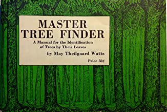Master tree finder;: A manual for the identification of trees by their leaves
