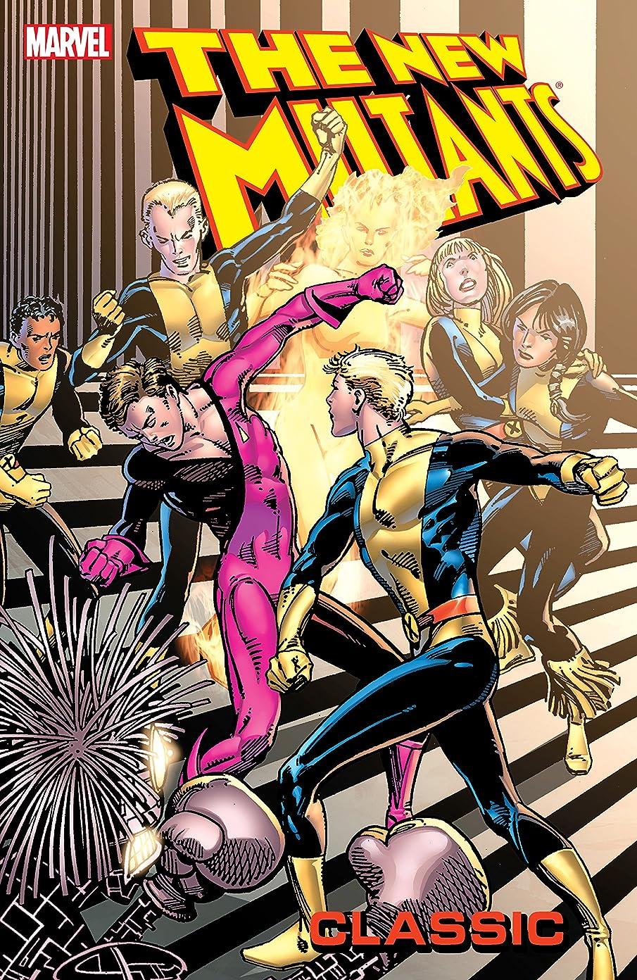 しかしながら略奪糸New Mutants Classic Vol. 6 (New Mutants (1983-1991)) (English Edition)