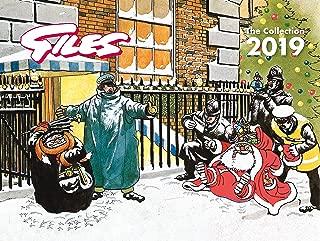 Giles The Collection 2019 (English Edition)