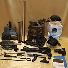 Rainbow e2 vacuum (GOLD Edition) 2-Speed Model EXCLUSIVE Royal Line Pro ULTRA DELUXE BONUS PACKAGE w/2 exclusive air purifiers & turbonozzle!!! (renewed to like new condition)