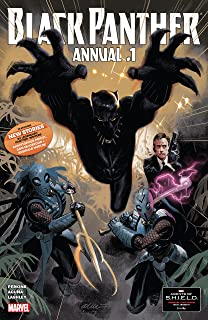Black Panther (2016-2018) Annual #1