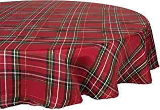 DII CAMZ10911 Tablecloth, Perfect for Dinner Parties, Christmas, Everyday Use, 70