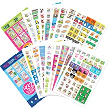 864 Planner Stickers Bundle Set Busy Mom + Every Gal Collection for Every Calendar, Planner and Organizer