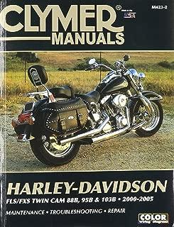 harley softail service manual