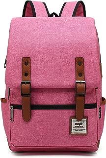 AchirStyle Slim Business Laptop Backpack Elegant Casual Daypacks Outdoor Sports Rucksack School Shoulder Bag for Men Women School Children