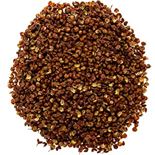 Soeos Authentic Szechuan Grade A Red Sichuan Peppercorns, Less Seeds, Strong Flavor,..