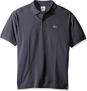 Lacoste Mens Short Sleeve L.12.12 Pique Polo Shirt