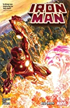 Iron Man Vol. 1: Big Iron (Iron Man (2020-))