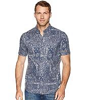 Aloha Bandana Tailored Fit Hawaiian Shirt
