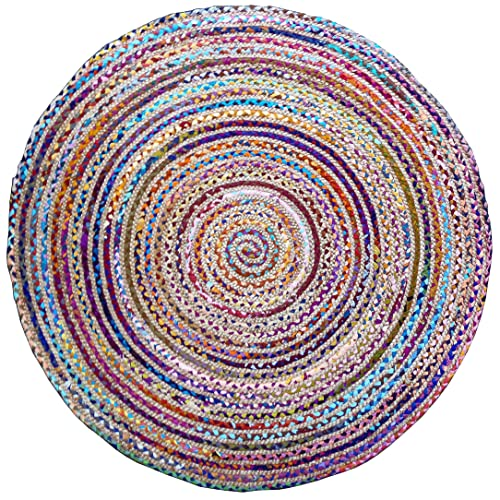 6 Foot Round Rugs Amazon Com