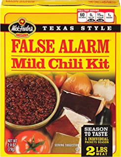 5 alarm chili mix recipe