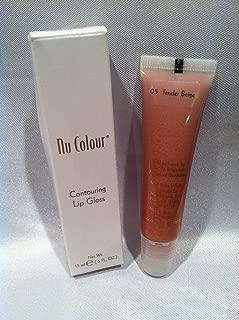 Nu Skin Nu Colour Countouring Lip Gloss Tender Beige