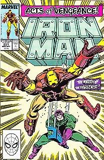 Iron Man (1st Series) #251